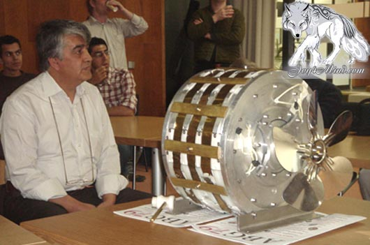 Muammer Yildiz - Magnetic Motor