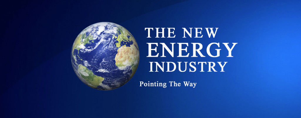 THE NEW ENERGY INDUSTRY,