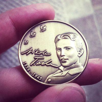 Nikola Tesla Coin