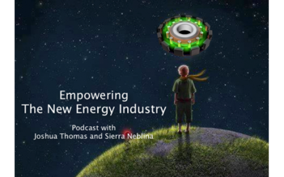 Podcast: Generation-WHY and THE NEW ENERGY INDUSTRY
