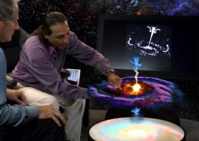 Revolution In The World Of Physics – Nassim Haramein