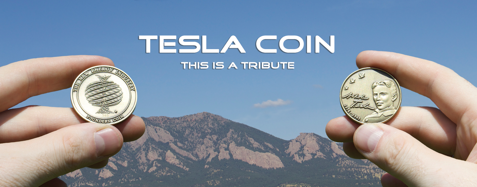 Tesla-Coin - The New Energy Industry
