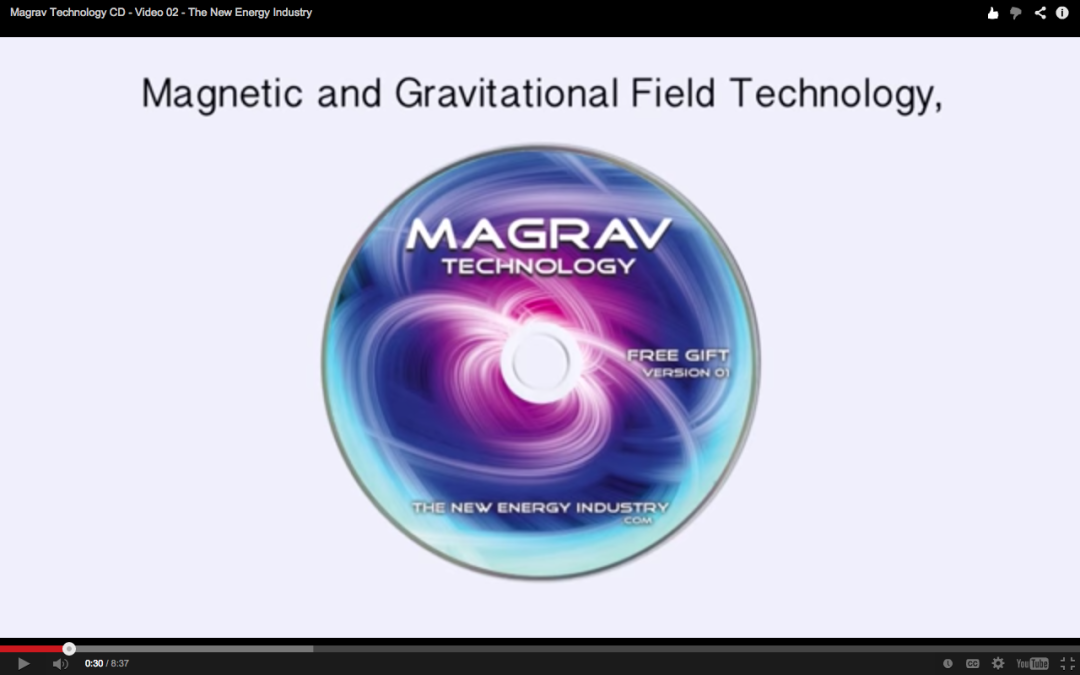 Magrav Technology Video