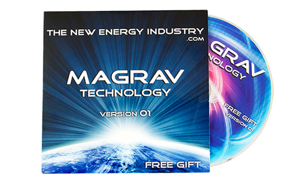 Magrav Technology Cd Version 01 The New Energy Industry