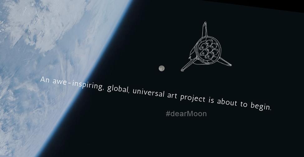 Ep 02. dearMoon & SpaceX. An awe-inspiring art project.